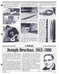 A Tribute to Joseph Bruchac