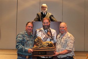 2018 Taxidermist of the Year, Rodney Schreurs